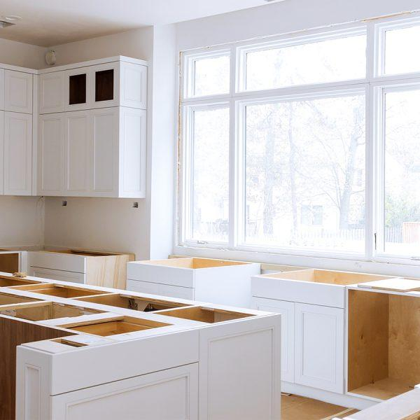 Benchtops + Cabinets